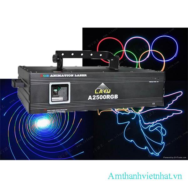 Đènlazer A 2500RGB