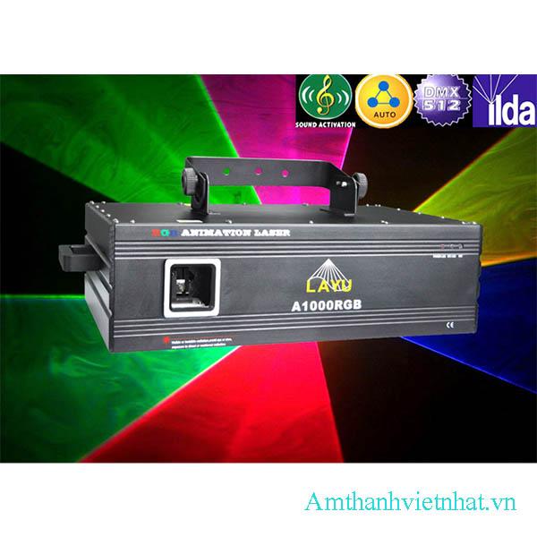 Đènlazer A 1000RGB