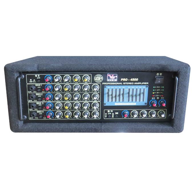 Amply hội trường VE Pro 4500