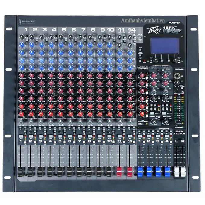 Bàn mixer Peavey 16FX