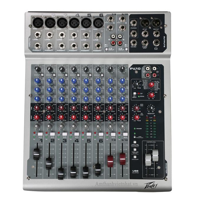 Bàn mixer Peavey PV 10