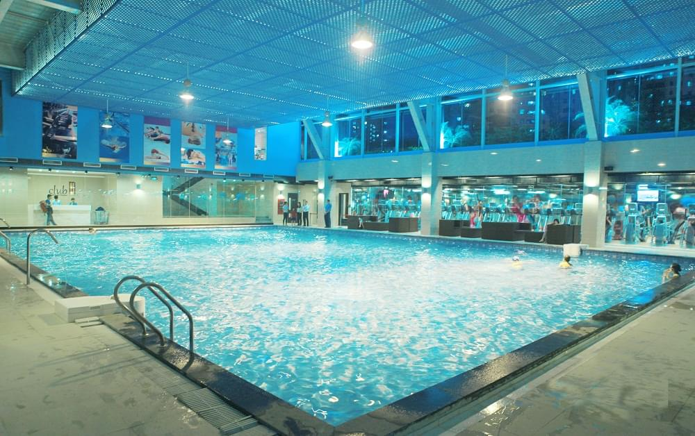 Hệ thống xử lý nước bể bơi