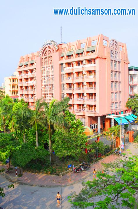 Bảng giá dịch vụ khách sạn Thái Bình Dương Sầm Sơn 3 sao