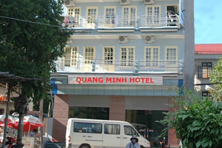 Thông tin đặt phòng khách sạn Quang Minh Sầm Sơn