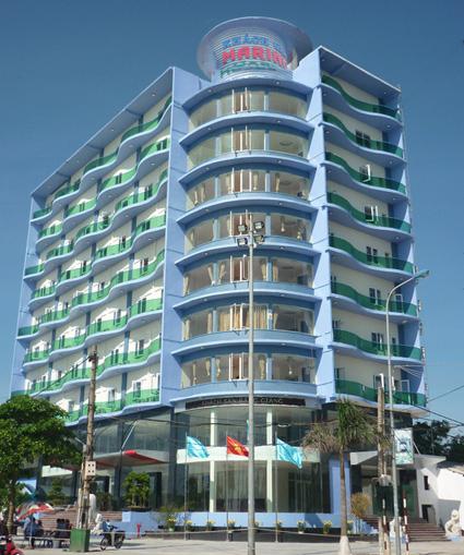 Marino hotel, khách sạn Marino Sầm Sơn quy mô 126 phòng nghỉ