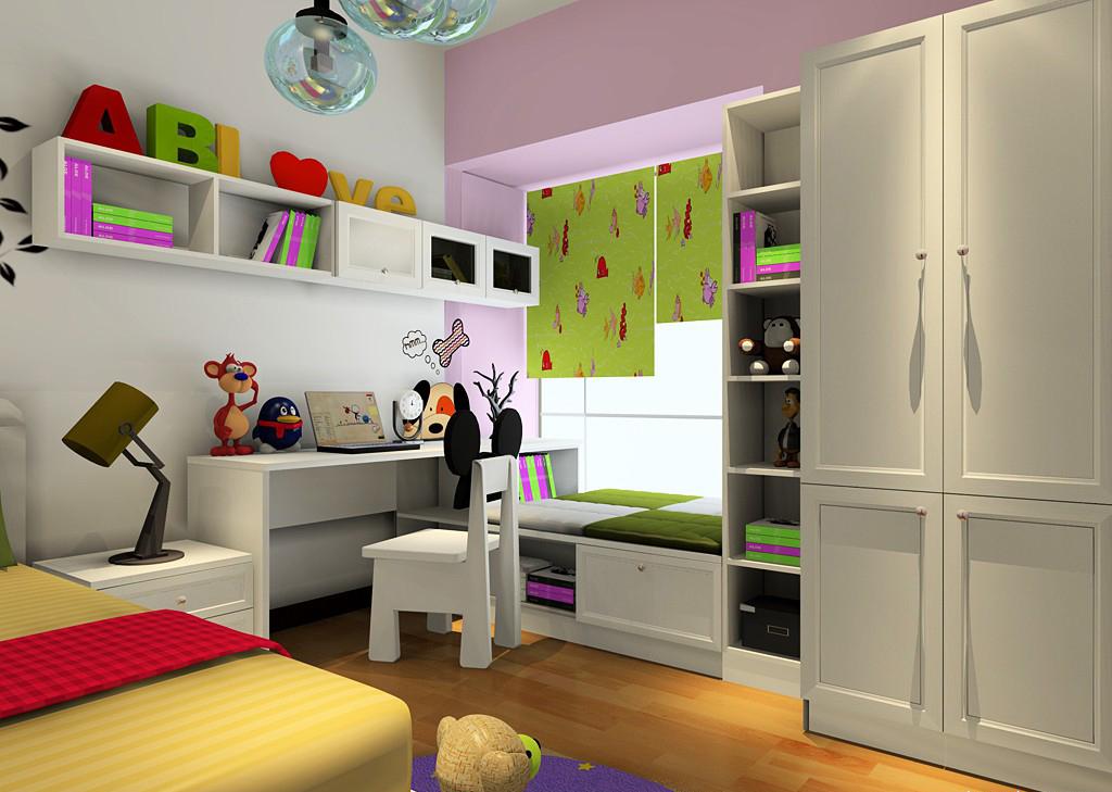 Những bí quyết trang trí phòng ngủ cực đẹp cho bé gái
