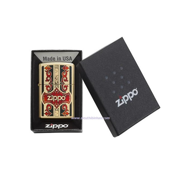 http://www.sieuthibinhan.com/zippo-logo-fusion-high-polish-brass-finish-lighter-flint-pack