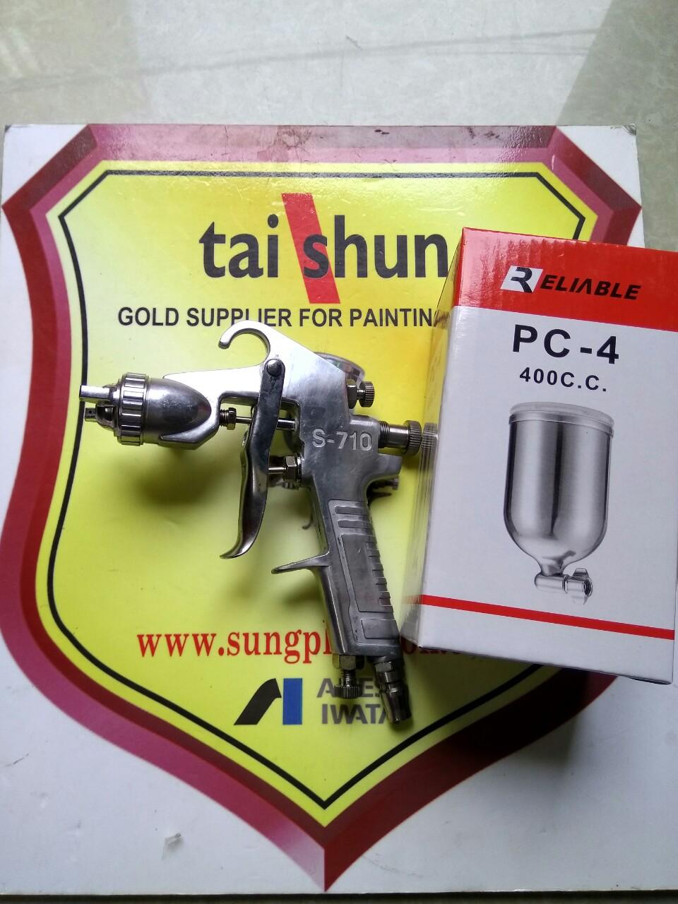 súng phun sơn s710