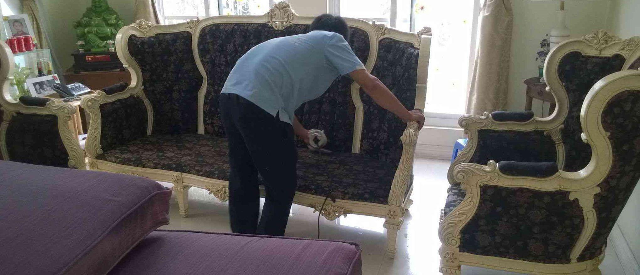 Kết quả hình ảnh cho giặt ghế sofa