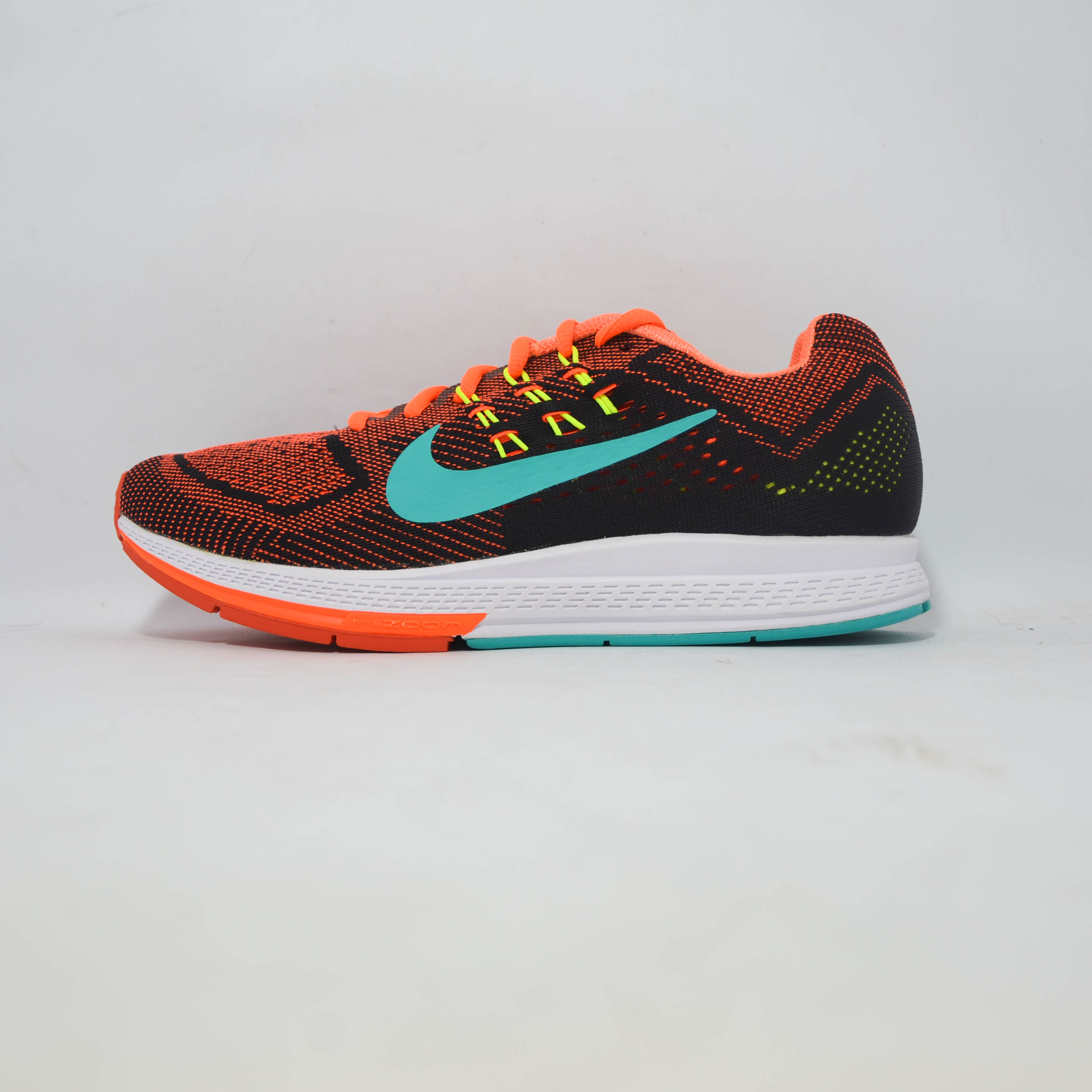 Nike Zoom Structure 18 Cam Xanh Đen