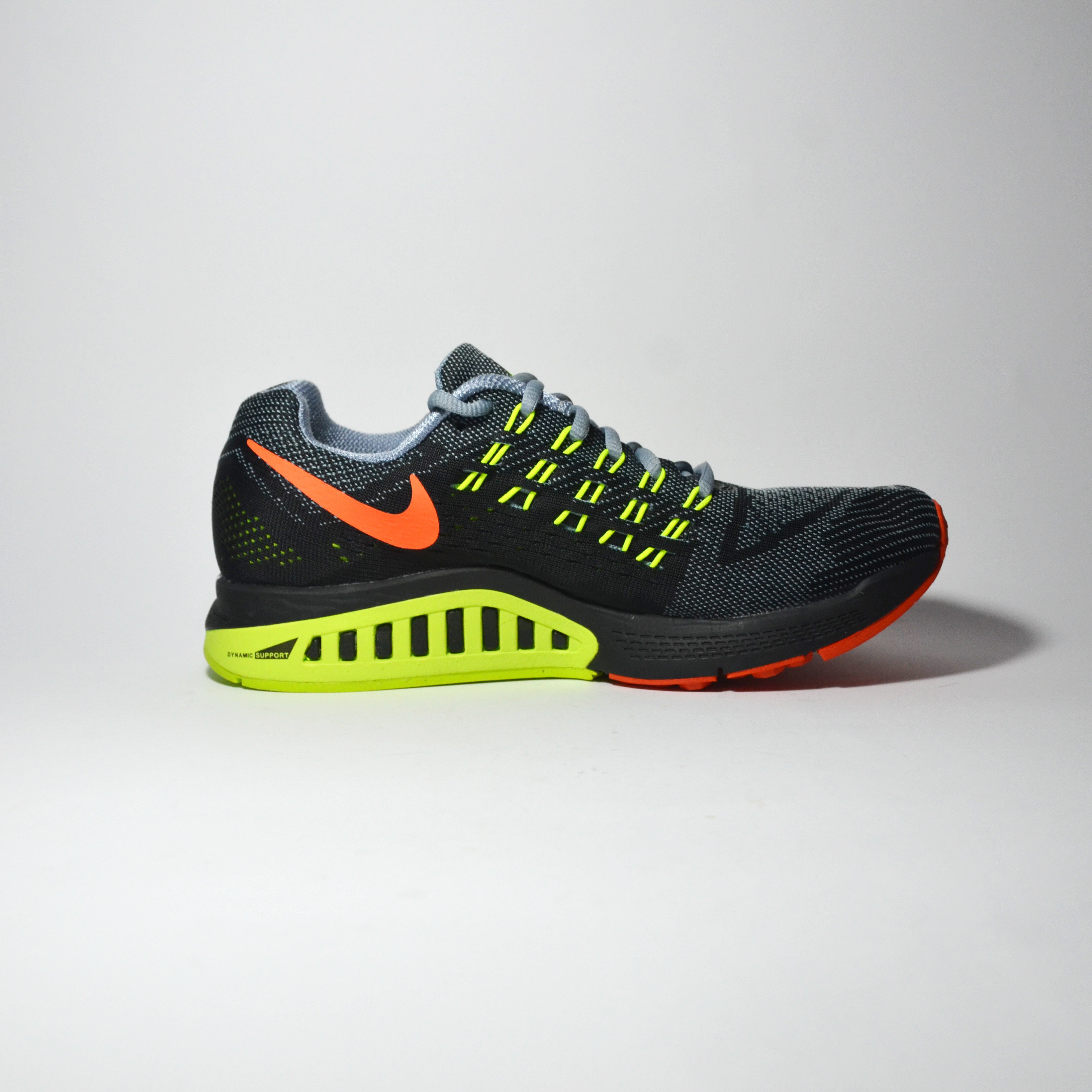 Nike Zoom Structure 18 Đen Chuối