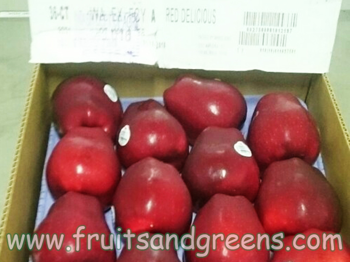 Táo đỏ Mỹ (Red Delicious)