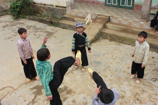 văn hóa bình dị người Mông