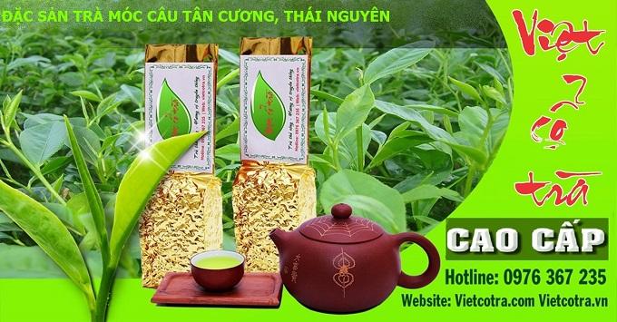 Chè Móc Câu Tân Cương, Thái Nguyên