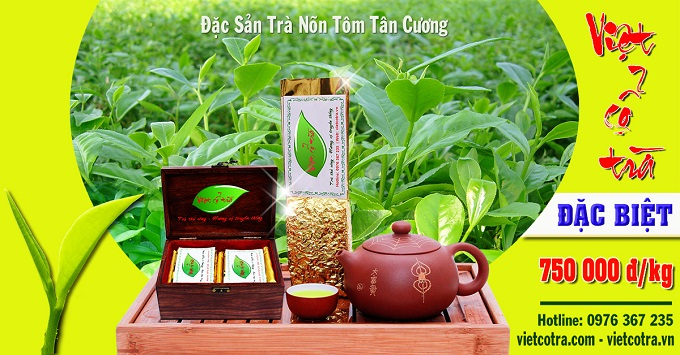 Trà Thái Nguyên ngon