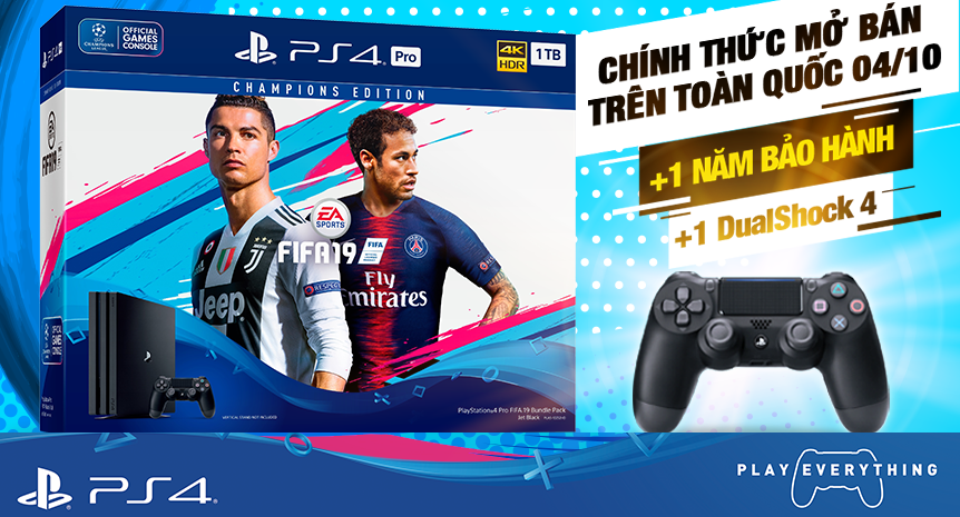 may-ps4-pro-4k-1tb-fifa19-champions-them-tay-cam-tang-bo-dock-sac