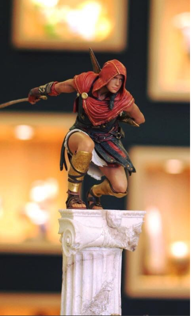 tuong-assassin-s-creed-odyssey-figurine-kassandra