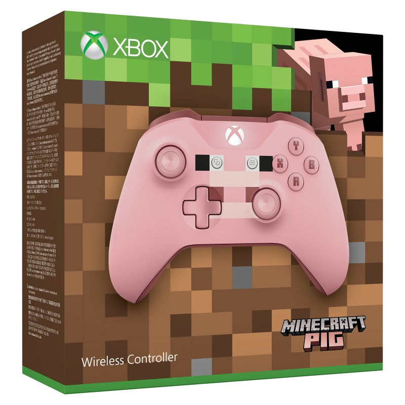 tay-xbox-one-s-khong-day-minecraft-pink