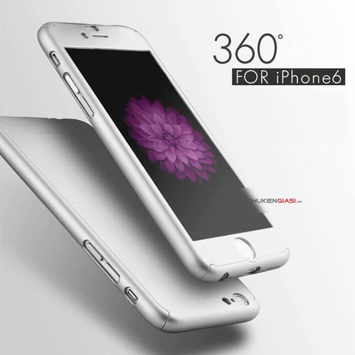 Ốp lưng Ipaky 360* cho iPhone 6/ 6plus/6s/6splus