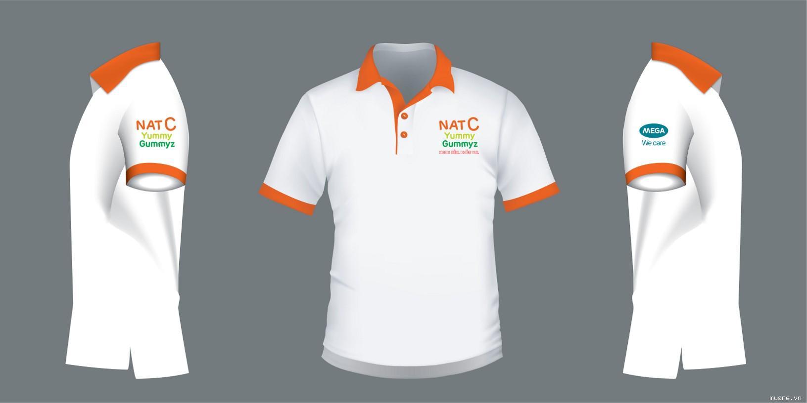 chất liệu áo thun đồng phục