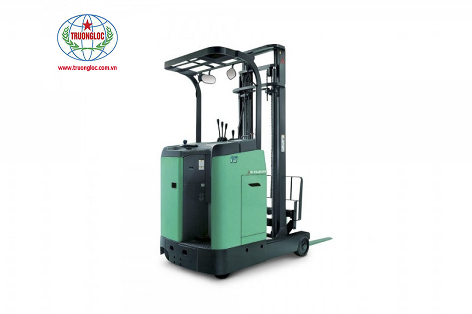 MITSUBISHI ELECTRIC FORKLIFT DRIVE STANDING