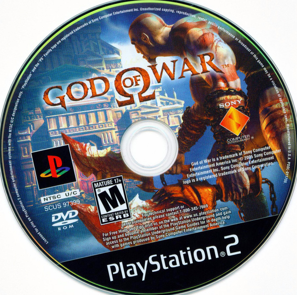 God of war - Game PS2