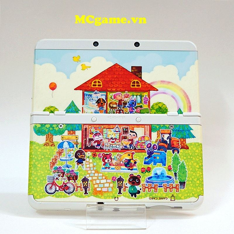 New 3DS Animal Crossing: Happy Home Designer US