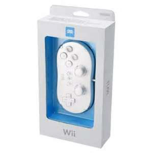 Wii Classic Controller màu trắng