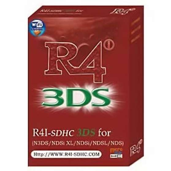 R4 - 3DS