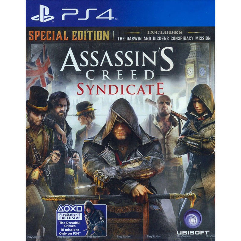 Assassin's Creed Syndicate--HẾT HÀNG