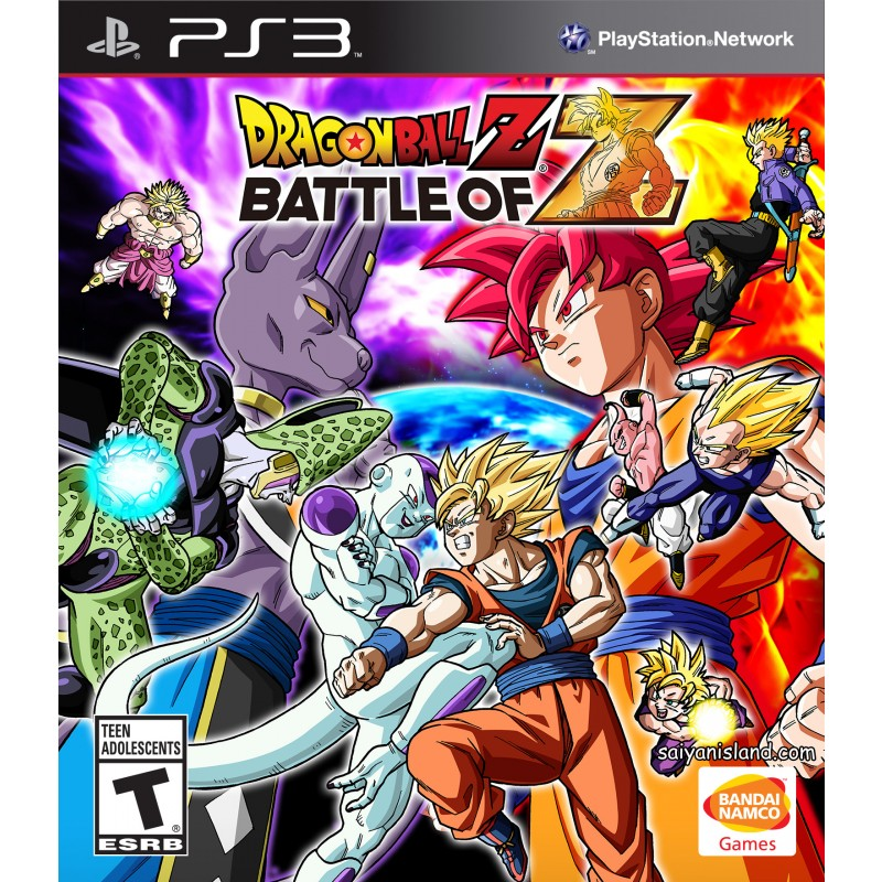 Dragon Ball Z Battle Of