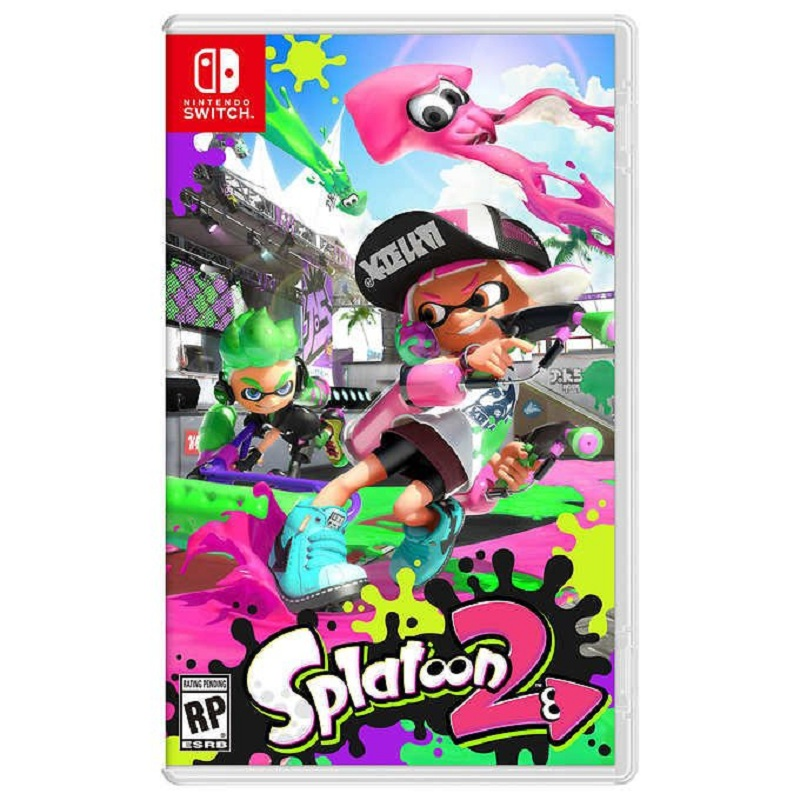 Splatoon 2 ( EU )