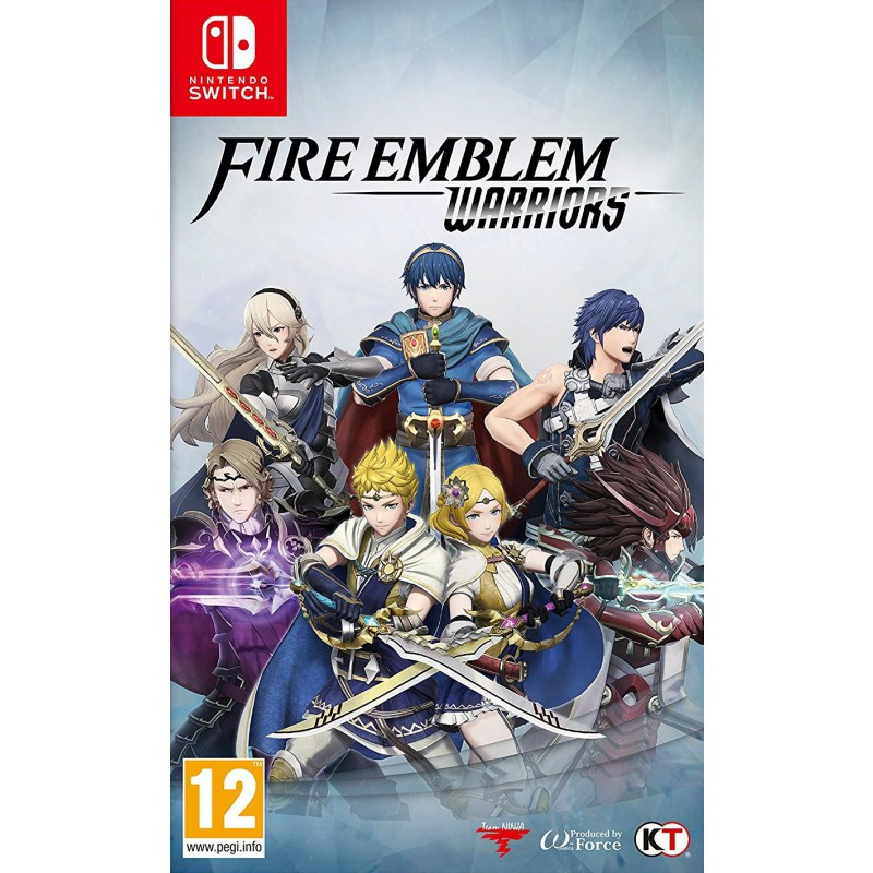Fire Emblem Warriors ( EU )
