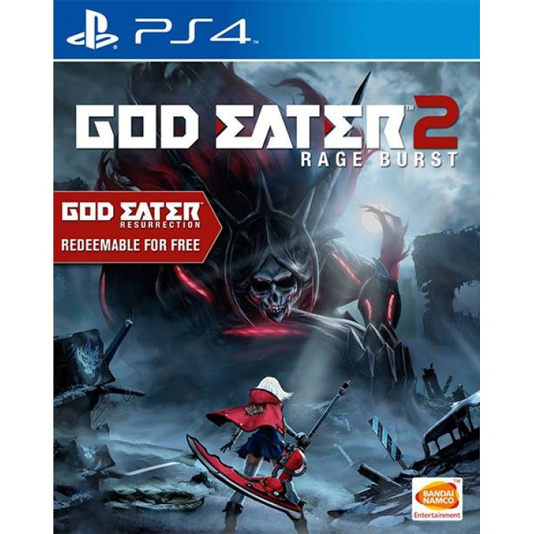 God Eater 2: Rage Burst- US