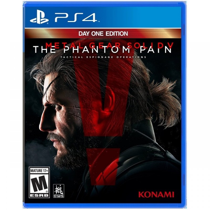 Metal Gear Solid V: The Phantom Pain ( US )
