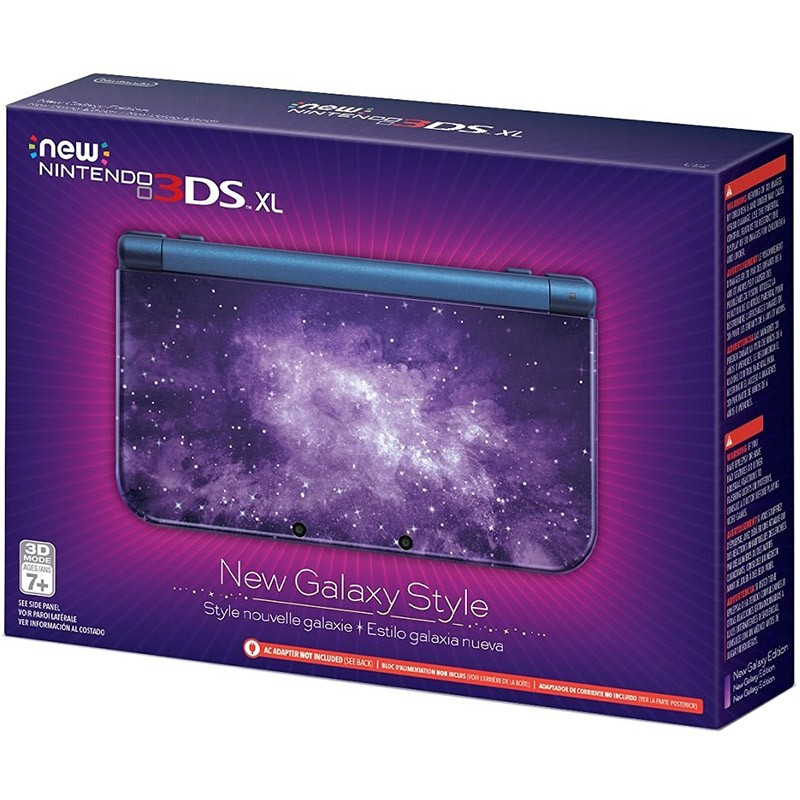 New Nintendo 3DS XL – New Galaxy Style