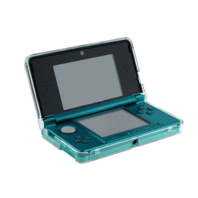 Case trong suốt cho 3DS