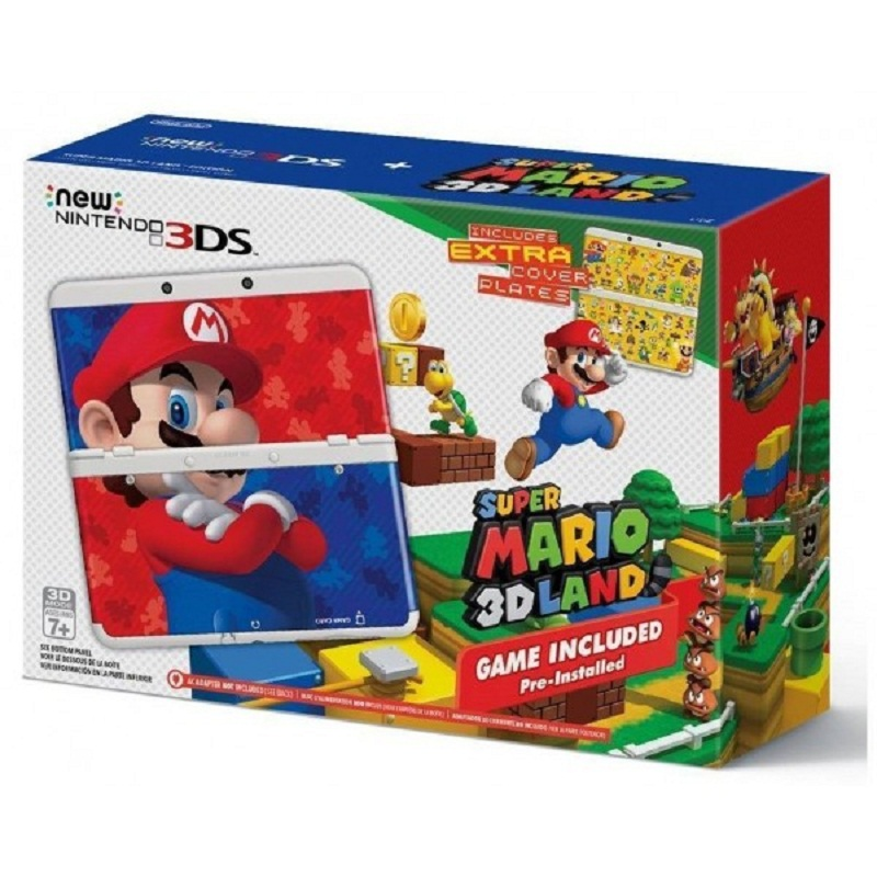 New 3DS Super Mario 3D Land Edition US--TẠM HẾT HÀNG