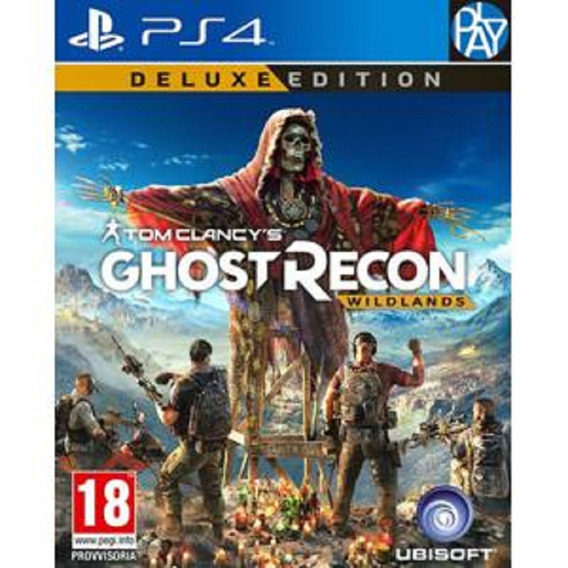 Tom Clancy Ghost Recon Wildlands Deluxe Edition---TẠM HẾT HÀNG