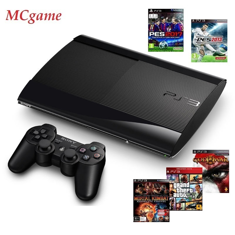 Cop game cho PS3 Super Slim