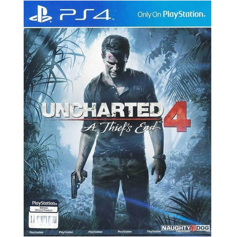 Uncharted 4: A Thief's End ( ASIAN )