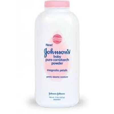 Gohnson's baby powder
