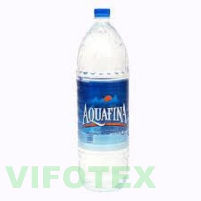 Mineral water Aquafina