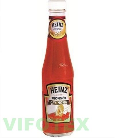 Heinz Hot Chili Sauce