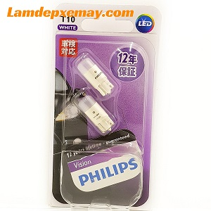 T10 Philips trắng ( hết )