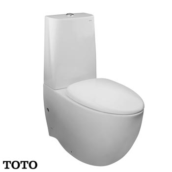 Bàn cầu TOTO CW811PJWS (Made in Indonesia)