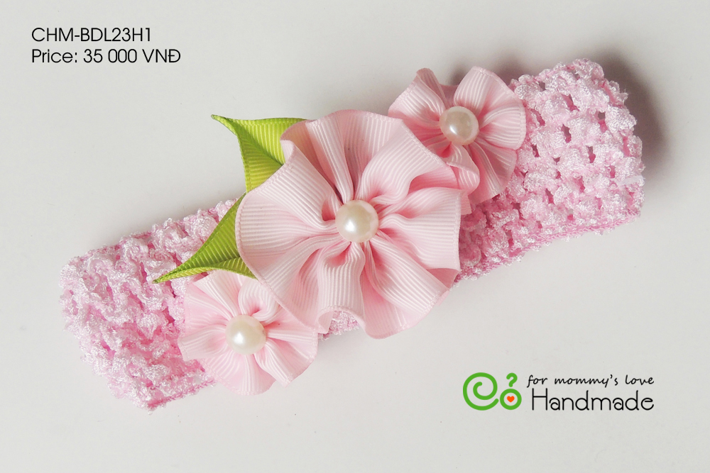 Headband for newborn/toddler