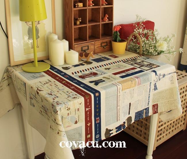 Khăn bàn