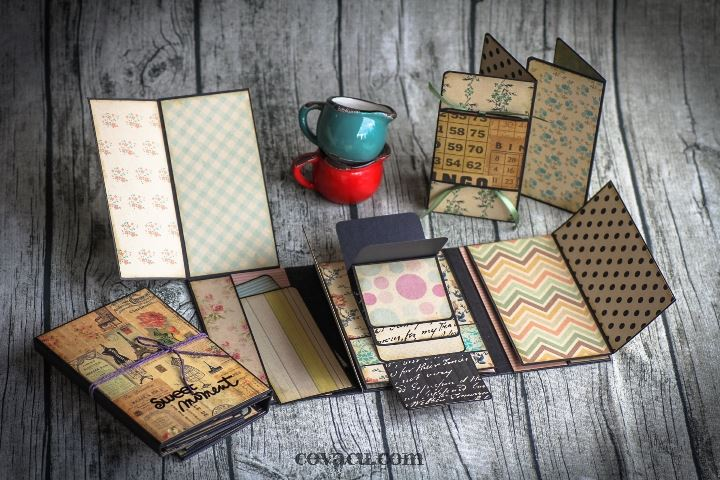 Shop bán scrapbook