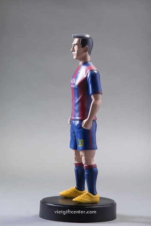 Tượng cầu thủ bóng đá Messi